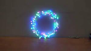 new design lights new design flower ring