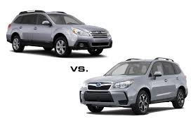 subaru lifestyle ideal subaru outback vs forester for autocars decoration plans