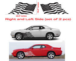 american usa flag dodge challenger hellcat srt decal vinyl side american usa flag dodge challenger hellcat srt decal vinyl side door graphics