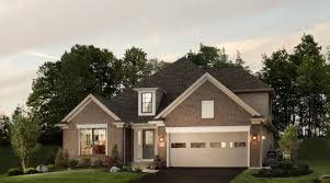 patio home designs new in classic patio home plans one story house