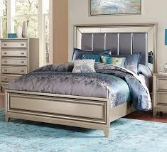 bedroom 1839 in silver tone by homelegance w options hedy bedroom 1839 in silver tone by homelegance w options