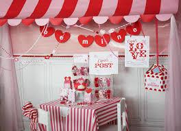 Valentine S Day Birthday Decor by Kara U0027s Party Ideas Cupid U0027s Post Office Valentine U0027s Day Party