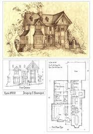 Storybook Floor Plans 350 Best кукольные чертежи Images On Pinterest Concept Art