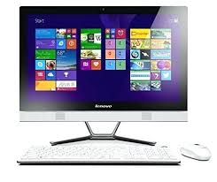 pc bureau tout en un ordinateur de bureau blanc meetharry co