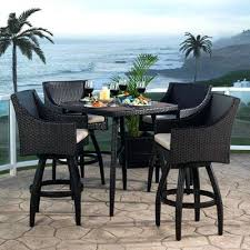Outdoor Resin Wicker Furniture by Outdoor Wicker Furniture Sets Costco Resin Wicker Outdoor Patio