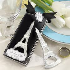 wedding favors bottle opener eiffel tower bottle opener themed wedding favors ewfh003 as