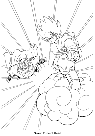 coloring pages of heart dragon ball z coloring page coloring pages of epicness
