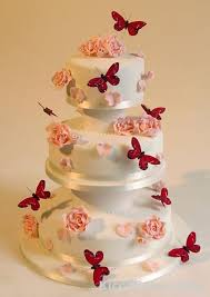 cakes butterfly wedding cake butterflies are a popular and