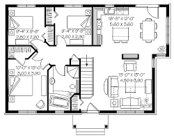 Efficient House Plans Efficiency Floor Plans Home Decorating Interior Design Bath
