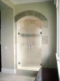 frameless sliding glass shower door bathroom cool bathroom design with frameless sliding shower door