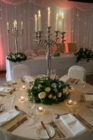wedding candelabra decorating with candelabras bucks candelabra hire flowers