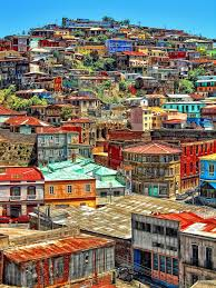 most beautiful places in the usa valparaiso chile 21 most colorful and vibrant places in the