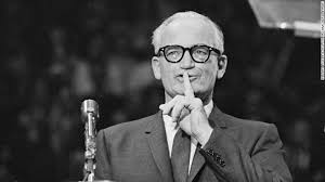 President Who Got Stuck In The Bathtub Is Donald Trump Another Barry Goldwater Opinion Cnn