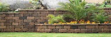 retaining walls u0026 landscape walls keystone country manor