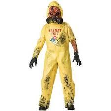 scary costume hazmat suit costume kids scary fancy