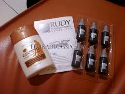 Serum Rudy yue erura rudy hadisuwarno cosmetic hair growth serum