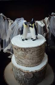 decor penguin wedding cake 2491846 weddbook