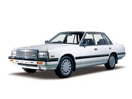 nissan extra nissan heritage collection laurel 4 door sedan grand extra