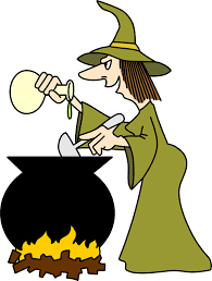 witch and cauldron clipart clipartxtras