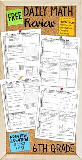 best 25 7th grade math worksheets ideas on pinterest word