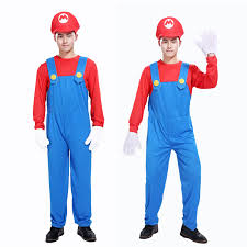 Super Mario Halloween Costume Cheap Super Mario Halloween Aliexpress Alibaba Group