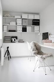 white home interiors best 25 white office ideas on white office decor