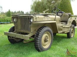 jeep willys wagon for sale 1942 willys slat grill mb jeep