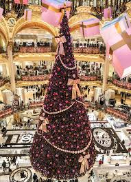 mailonline travel reveals the best christmas trees in the world