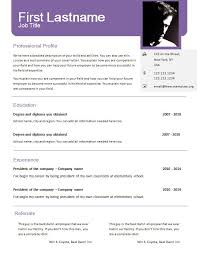 how to get a resume template on word free cv templates for word 625 631 free cv template dot org