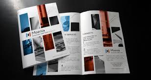 bi fold brochure template free csoforum info