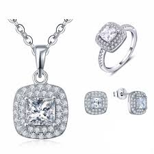 best earrings best selling beautiful jewelry necklace earrings and ring set
