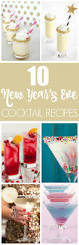 10 fun cocktail ideas for your new year u0027s party pretty my party