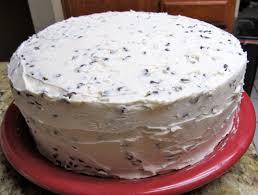 chocolate chip cookie cake robert u0027s third birthday cake