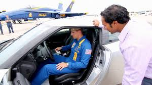 nissan gtr in sri lanka nissan visits elite blue angels for future sports car innovation