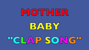kids learn animals and their babies names mother and baby clap