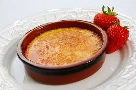 cuisine creme brulee strawberry crème brûlée florida strawberry