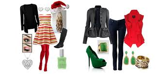 casual christmas party 2013 2014 polyvore xmas costumes
