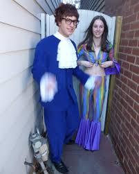 Austin Powers Halloween Costumes Austin Powers Foxxy Cleopatra Couple Costume Bam Bam Costume Hire