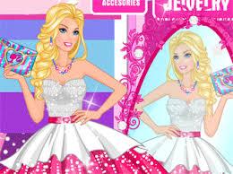 barbie dreamhouse shopaholic cute games