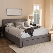 bedroom king mattress frame king headboard and frame modern