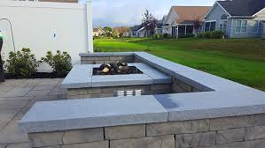 Gas Firepit Gas Firepit Patio And Foundation Plantings Twentytree