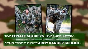 first female soldiers graduate elite army ranger school inside ranger school what the first female graduates had to beat