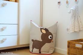 panier a linge chambre bebe deco panier linge chambre enfant design chambre bébé deco