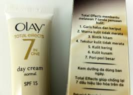 Krim Olay Total Effect coba dan review olay total effects 7 in one day normal spf 15