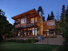 modern steel building homes with frame home builders picture with