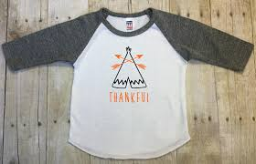 boys thanksgiving shirt teepee thanksgiving shirt