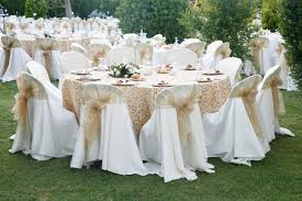 Cheap Table Cloth Rental by Buy Gold Metallic Web Mesh Chair Sashes For Your Wedding Chair
