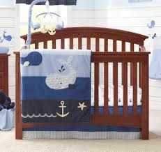 Navy Blue And White Crib Bedding by Nautica Kids Brody 4 Piece Crib Bedding Set Toys