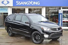 used 2017 ssangyong musso musso ex auto for sale in cambridgeshire