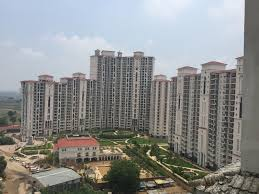 1719 sq ft 3bhk apartment on rent in dlf regal garden sector 90